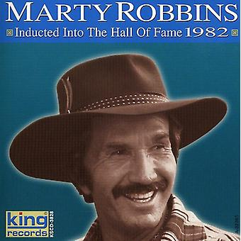 Marty Robbins - 1982-land Music Hall of Fame [CD] USA import