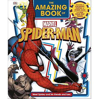 The Amazing Book of Marvel Spider-Man by DK - 9780241285374 Book
