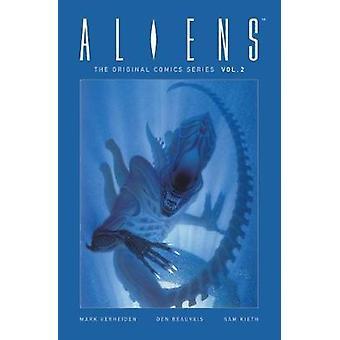 Aliens - The Original Comic Series Volume 2 by Sam Kieth - Den Beauvai