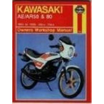 Kawasaki AE/AR50 & 80 (1981 to 1995) Owner's Workshop Manual (7th Rev