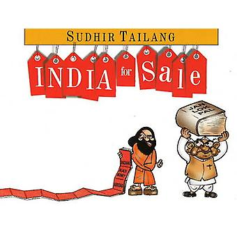 India for Sale by Sudhir Tailang - 9788183282826 Book