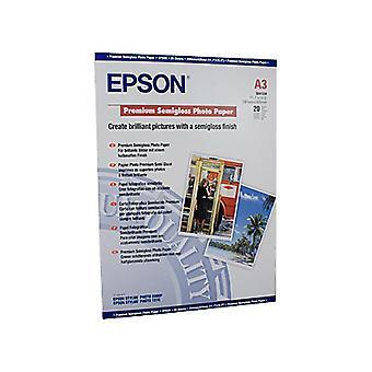 Epson S041334 S glanzend papier a3