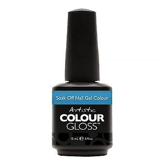 Artistic Colour Gloss Soak Off Gel Polish Primal Obsessions - Tiki My Fancy
