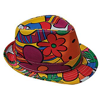 Flower power Fedora