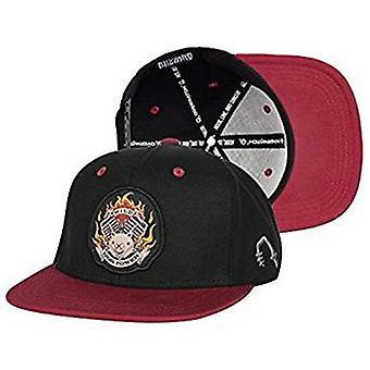 Baseball Cap - Overwatch - Roading Logo Black Snap-Back Hat j8232