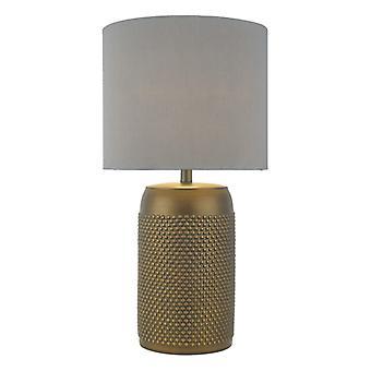 Coimbra pöytä lamppu pronssi C/w SHD