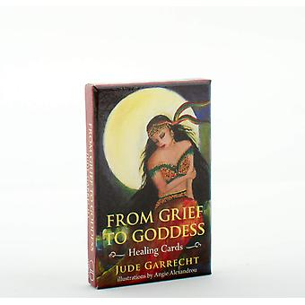 From Grief To Goddess Healing Cards 9780992398316
