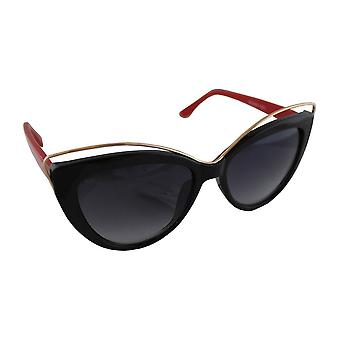 Sunglasses Butterfly Black Rood1820_6