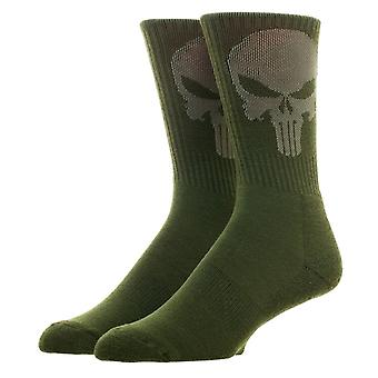 Punisher Salute To Service Athletic Crew Socken