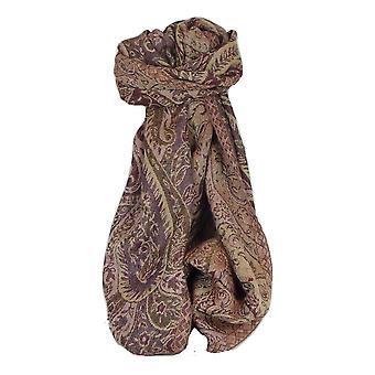 Mens Muffler Scarf 3659 Fine Pashmina Wool by Pashmina & Silk