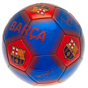FC Barcelona Signature Football