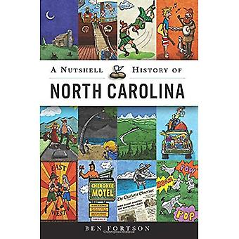 En nötskal historia av North Carolina