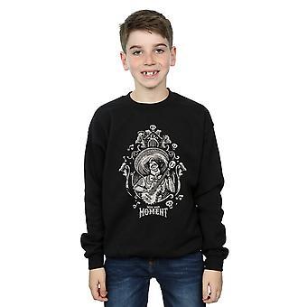 Disney jongens Coco Ernesto grijpen uw moment Sweatshirt