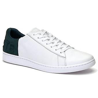 Lacoste Canaby Evo 419 2 SMA Classic Leder Wildleder Tennis Style Trainer