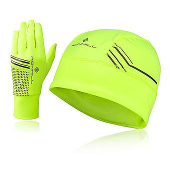 Juego de gorros y guantes Ronhill - AW21
