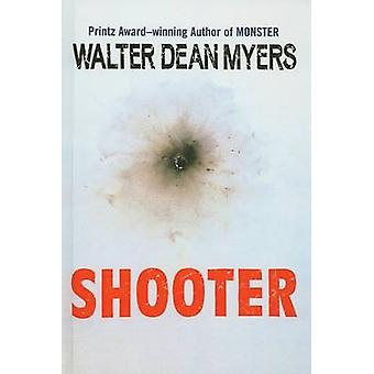 Shooter by Walter Dean Myers - 9780756958565 Book