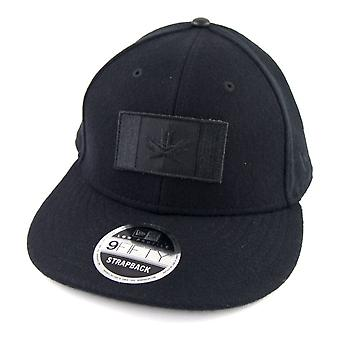 Canada Goose New Era 9fifty Melton Wool Cap 61 Black