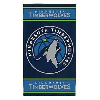 Fanatiker NBA strand handduk - Minnesota Timberwolves