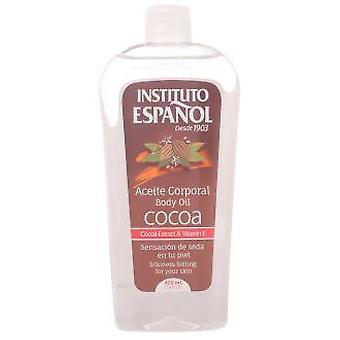 Instituto Español Cocoa Body Oil 400 ml