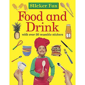Sticker Fun  Food  Drink by Press Armadillo