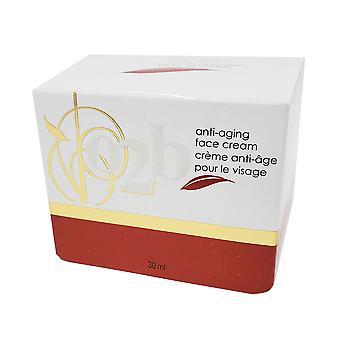 O2B Anti-Aging Face Cream, 30 ml