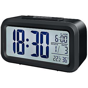 BRESSER MyTime Duo Alarm Clock (caso nero)