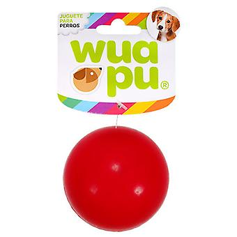 Wuapu Rubber ball 7 cm (Dogs , Toys & Sport , Balls)