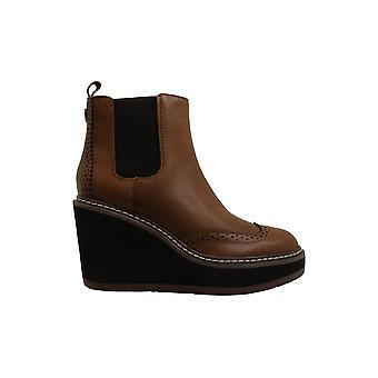 Tommy Hilfiger Sirina Platform Wedge Booties Women's Shoes