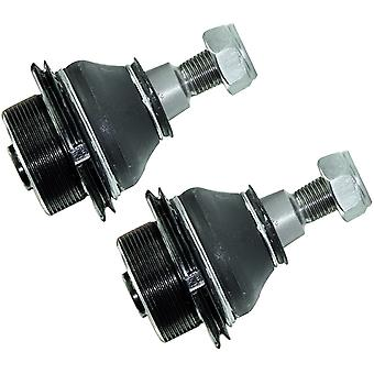 Pair Of Front Suspension Upper Ball Joints Left & Right 364074 For Citroen C5, Peugeot 407