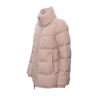 Waw1132030 Damen's Rosa Nylon Daunenjacke hinzufügen