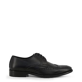 Made in Italia Original Men Spring/Summer Lace Up - Black Color 34106