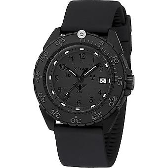 שעון יד של האיש אוכף פלדה שחור XTAC CR. ENFBSCRXT. Sb