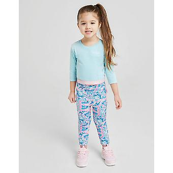 New Mckenzie Girls' Charlotte T-Shirt/Leggings Set Blue