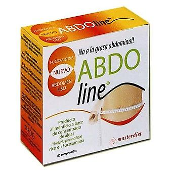Master Diet Abdo-Line 60 Tablets