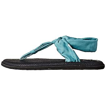 Sanuk Womens yoga sling 2 Fabric Open Toe Casual
