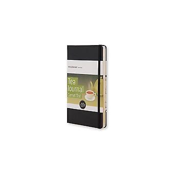 Moleskine passion journal tea