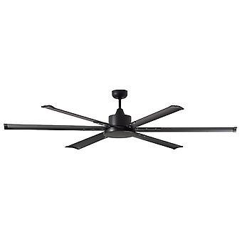 Ventilateur de plafond DC Albatross Noir 182cm / 72