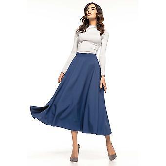 Navy blue tessita skirts
