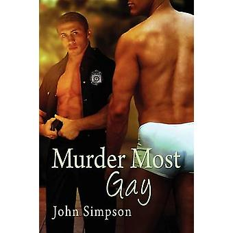 Murder Most Gay by Simpson & John