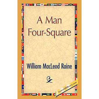 A Man FourSquare von Raine & William MacLeod