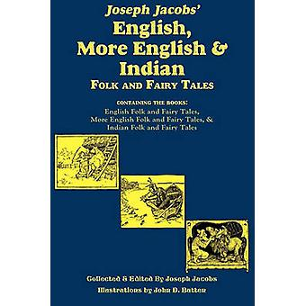 Joseph Jacobs English More English and Indian Folk and Fairy Tales by Jacobs & Joseph