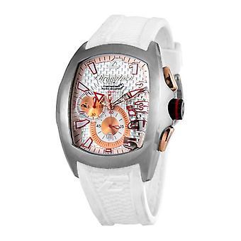 Miesten's Watch Chronotech CT7995M-17 (44 mm)