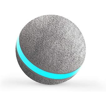 Wicked Ball - jouet interactif pour chien et chat - gris