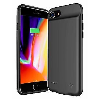 Carcasa de la batería para iPhone 6/6s/7/8 - 3000 mAh - negro