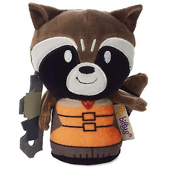 Hallmark Itty Bittys Marvel Guardians Of The Galaxy Rocket Raccoon