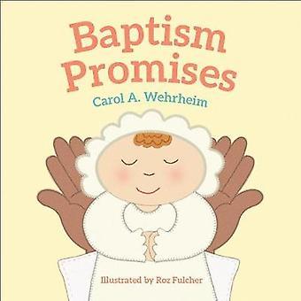 Baptism Promises by Carol A Wehrheim - 9781947888036 Book