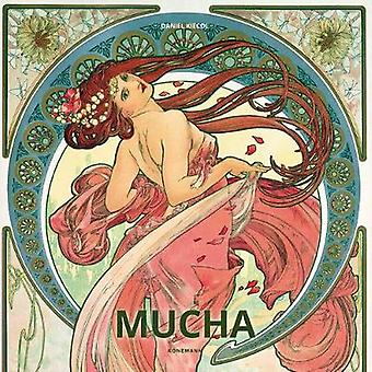 Mucha by Daniel Kiecol - 9783955886509 Book