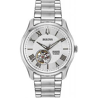 Bulova 96A207 Wilton Automatic Mechanical Wristwatch