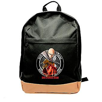 ABYstyle - ONE PUNCH MAN - Backpack - Saitama - Black (14 x 38 x 31 cm)