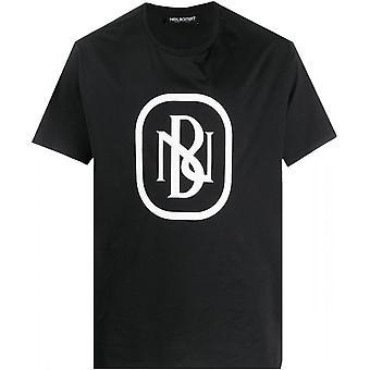 Neil Barrett Logo Print T-shirt